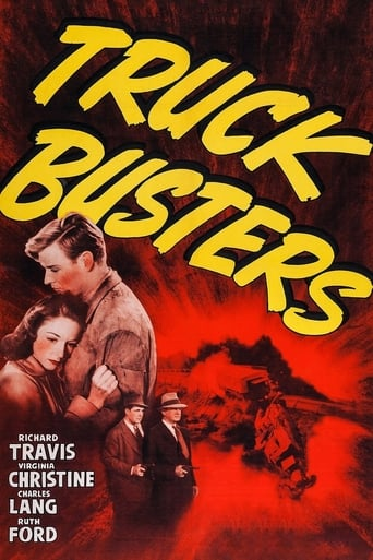 Poster of Truck Busters
