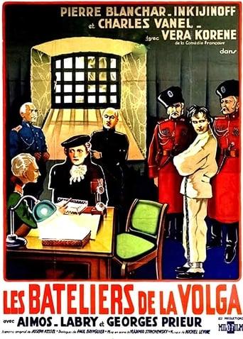 Poster of Les bateliers de la Volga