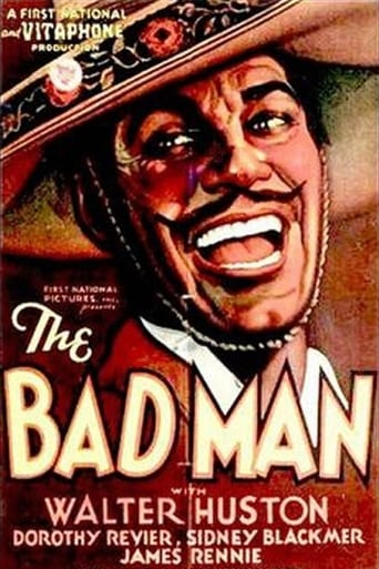 Poster of The Bad Man