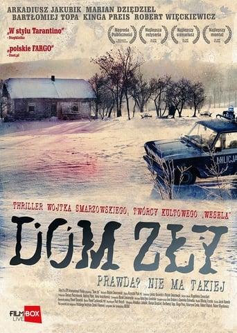 Poster of Temný dům