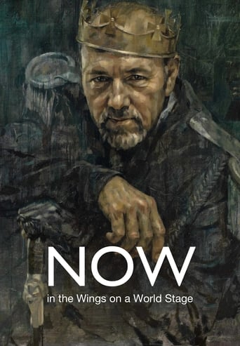 Poster of NOW: In the Wings on a World Stage