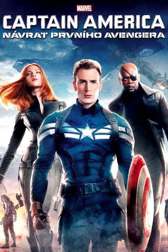Poster of Captain America: Návrat prvního Avengera