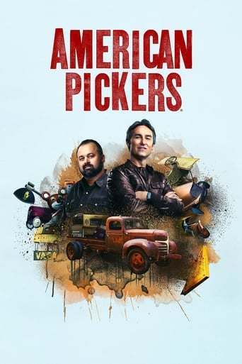 Poster of American Pickers