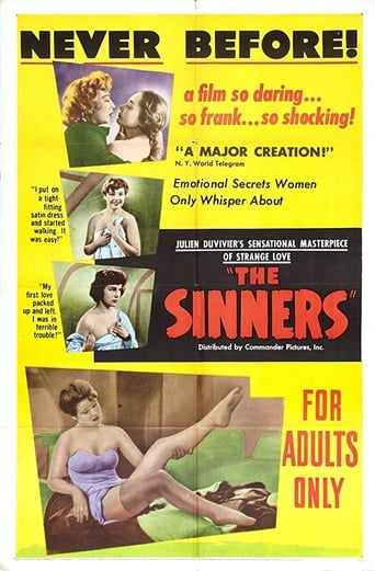 Poster of The Sinners