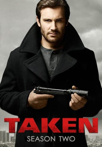 Pagrobimas / Taken (2018) 2 Sezonas EN