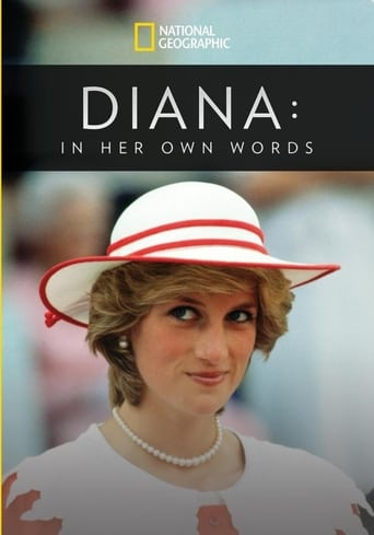 Poster of Diana: In Her Own Words