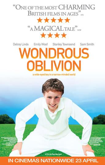 Poster of Wondrous Oblivion