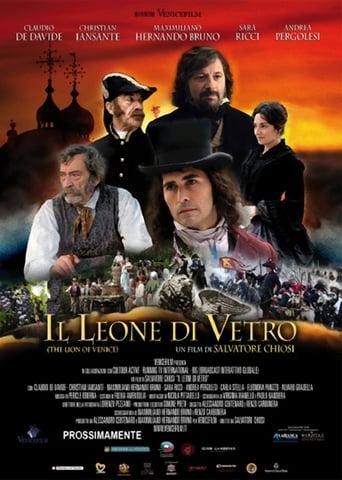 Poster of Il leone di vetro