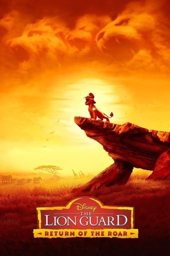 Poster of The Lion Guard: Return of the Roar