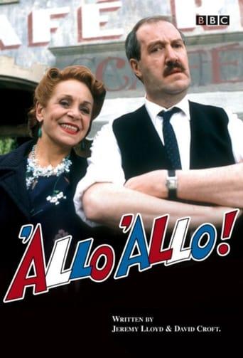 Poster of 'Allo 'Allo!