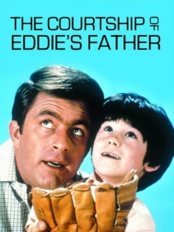 Poster of The Courtship of Eddie's Father