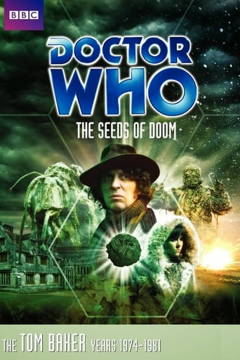 Poster of Doctor Who: The Seeds of Doom