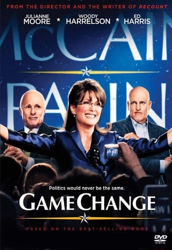 Poster of Game Change