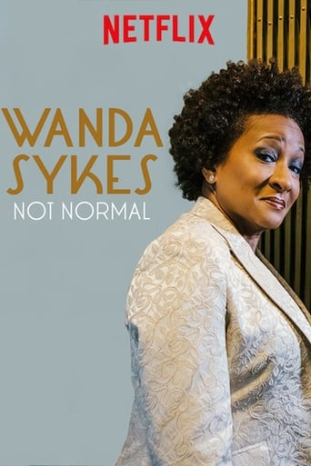 Poster of Wanda Sykes: Not Normal