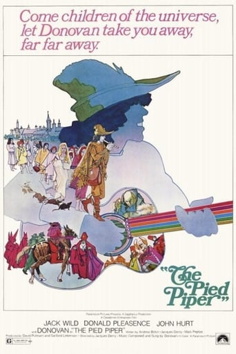 Poster of The Pied Piper