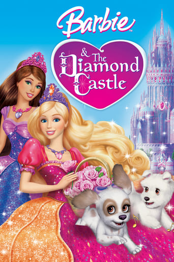 Poster of Barbie and the Diamond Castle