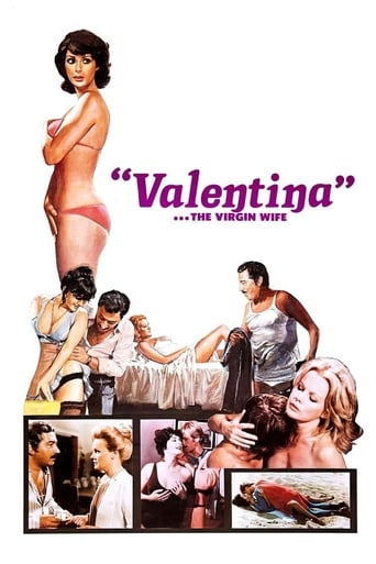 Poster of Valentina... The Virgin Wife