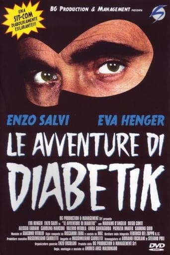 Poster of Le avventure di Diabetik