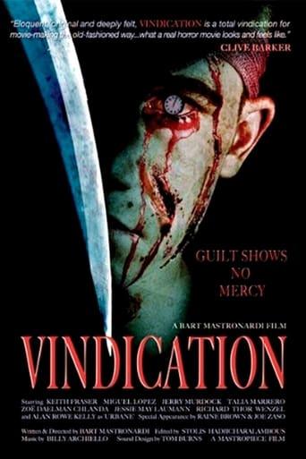 Poster of Vindication
