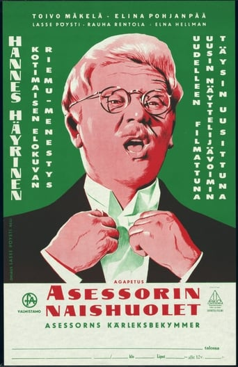 Poster of Asessorin naishuolet