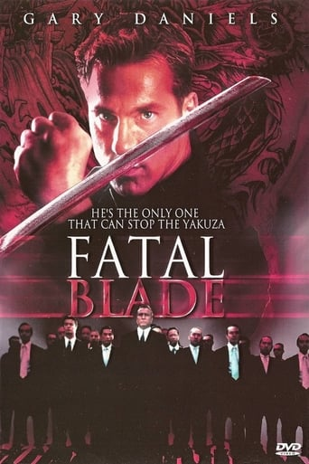 Poster of Fatal Blade