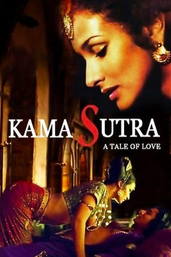 Poster of Kama Sutra: A Tale of Love