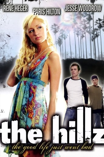 Poster of The Hillz