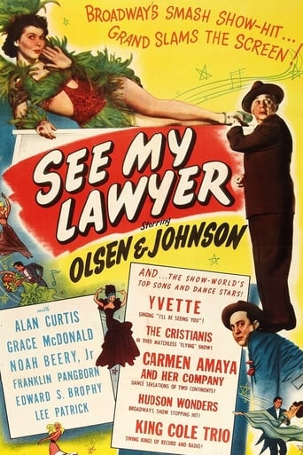Poster of See My Lawyer