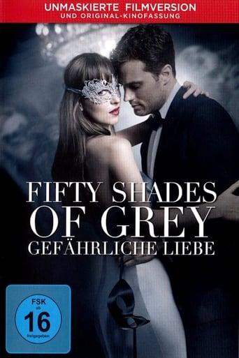 Filmplakat von Fifty Shades of Grey - Gefährliche Liebe