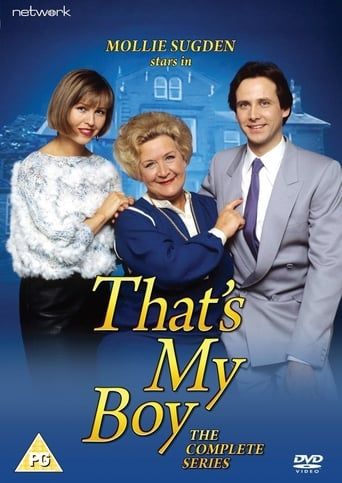 Poster of That's My Boy