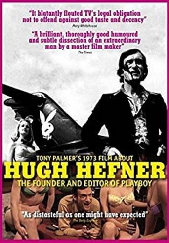 Poster of The World of Hugh Hefner
