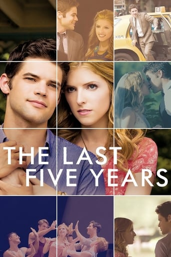 Poster of The Last Five Years