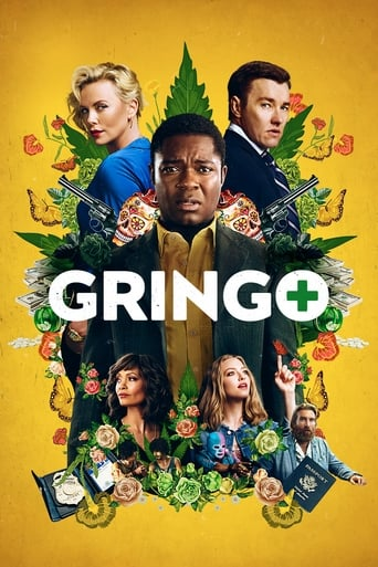Poster of Gringo