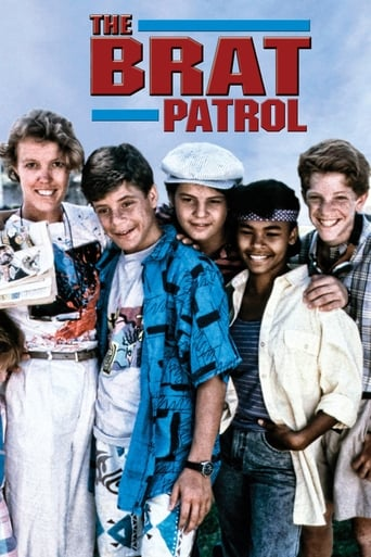Poster of The B.R.A.T. Patrol