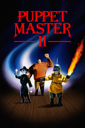 Poster of Puppet Master II