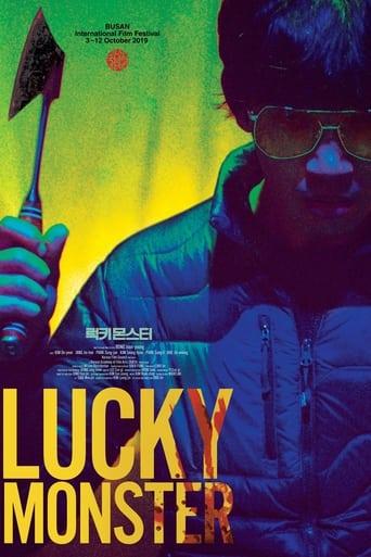 Poster of Lucky Monster