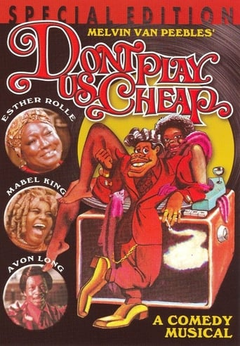 Poster of Don't Play Us Cheap
