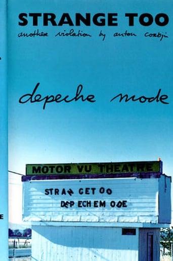 Poster of Depeche Mode: Strange Too