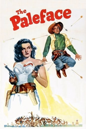 Poster of The Paleface