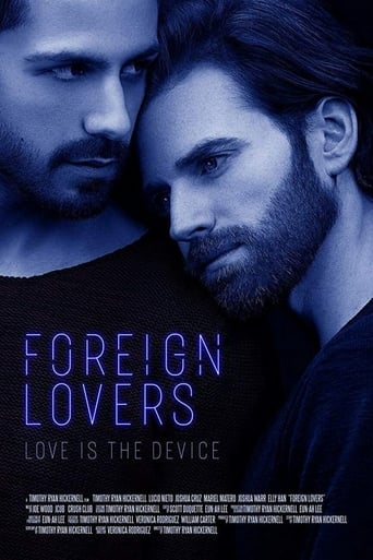 Poster of Foreign Lovers