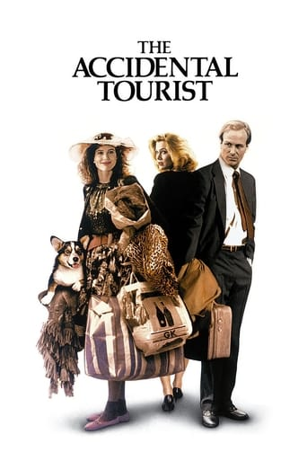 Poster of The Accidental Tourist