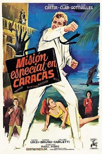 Poster of Mission to Caracas