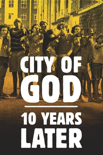 Poster of City of God: 10 Years Later