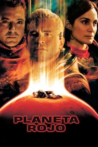 Poster of Planeta Rojo