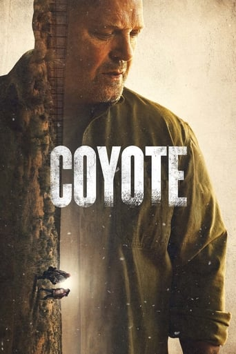 Poster of Coyote
