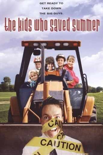 Poster of The Kids Who Saved Summer