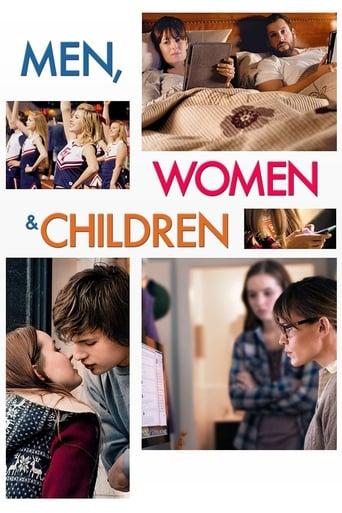 Poster of Men, Women & Children