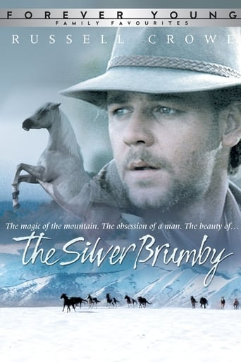 Poster of The Silver Brumby