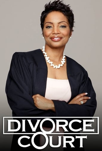 Poster of Divorce Court
