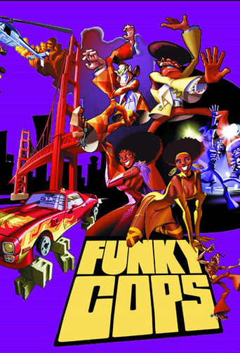 Poster of Funky Cops